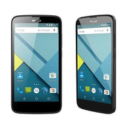 Daily Steals-BLU Studio G D790Q Unlocked GSM Quad-Core Android 5.0 (Lollipop) Smartphone w/ 5MP Camera - Black-Cellphones (refurbished)-Refurbished-