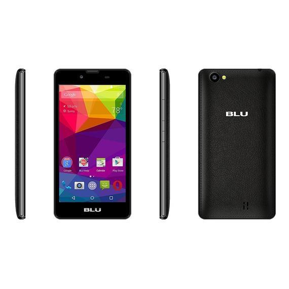 Daily Steals-BLU Studio X5 S390U Unlocked GSM Quad-Core Smartphone - Black-Cellphones (refurbished)-