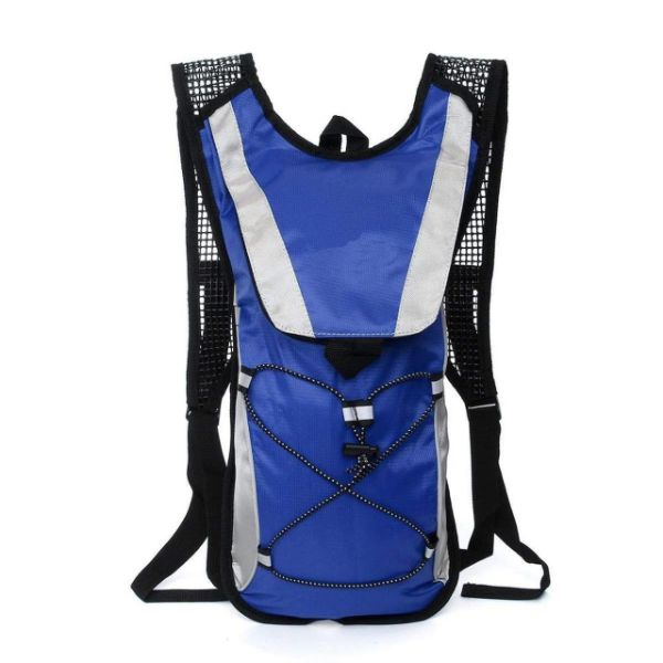 2-Liter Multifunction Portable Hydration Backpack-Blue-Daily Steals