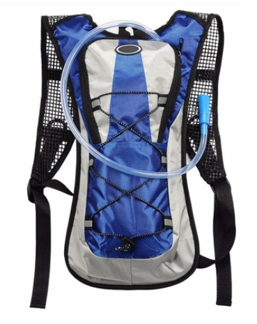 Multipurpose Hydration Backpack with Removable 70-Ounce Water Bladder-Blue-Daily Steals