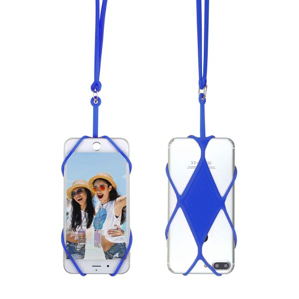 Gear Beast Universal Smartphone Lanyard - 2 Pack-Blue-Daily Steals