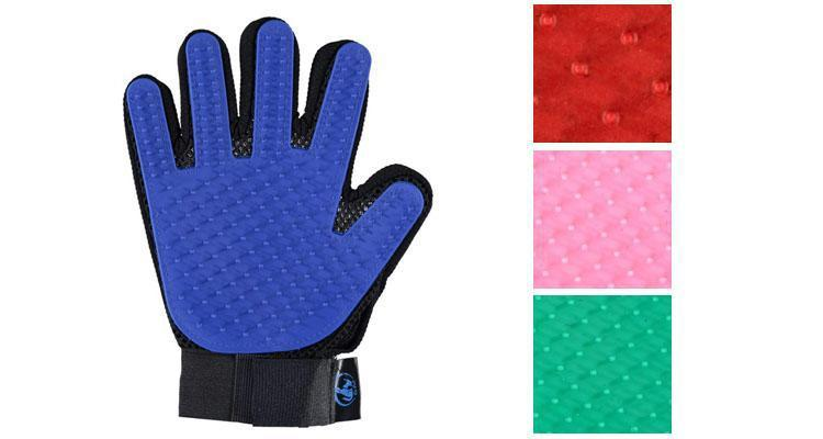 Ez-Pet Grooming Glove (1-Pair)-Daily Steals