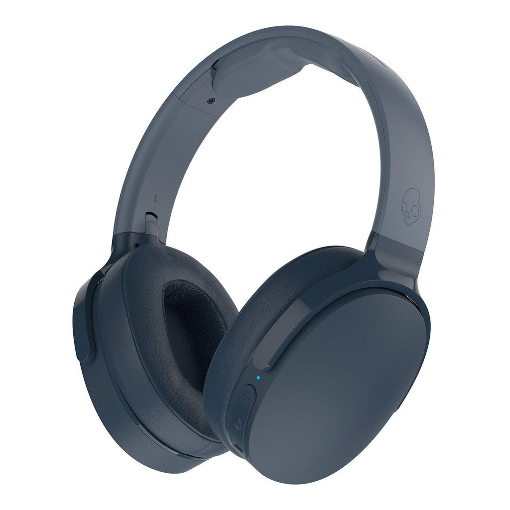 Skullcandy Hesh 3 Wireless Bluetooth Over-Ear Headphones-Blue-Daily Steals