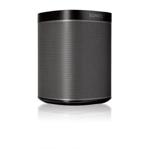 Daily Steals-Sonos Play:1 - Compact Wireless Smart Speaker - Black-Speakers-