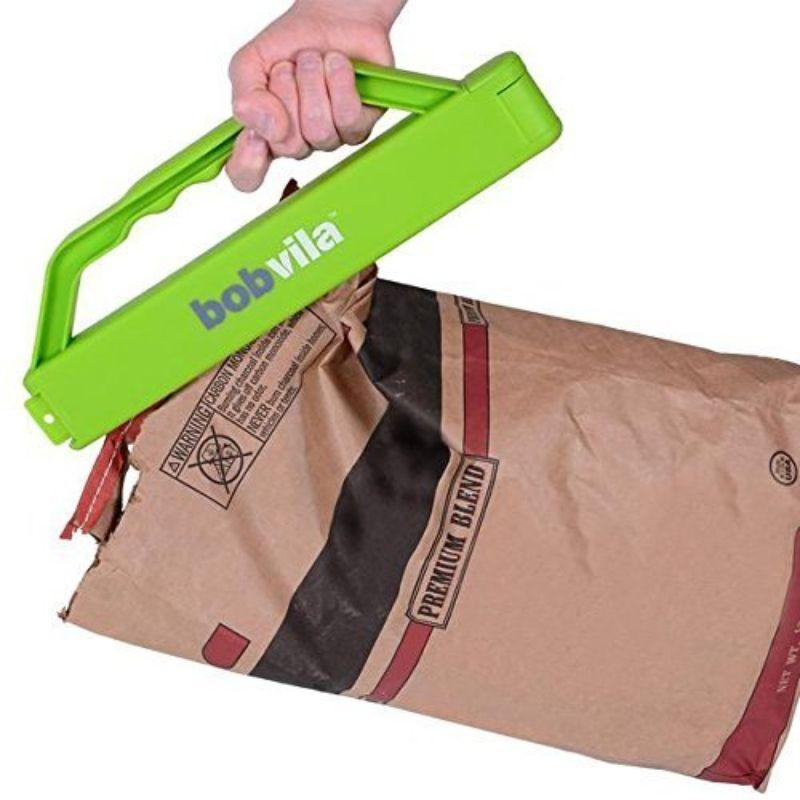 Bob Vila Bag Clip to Seal, Tote and Store Bagged Goods and Groceries