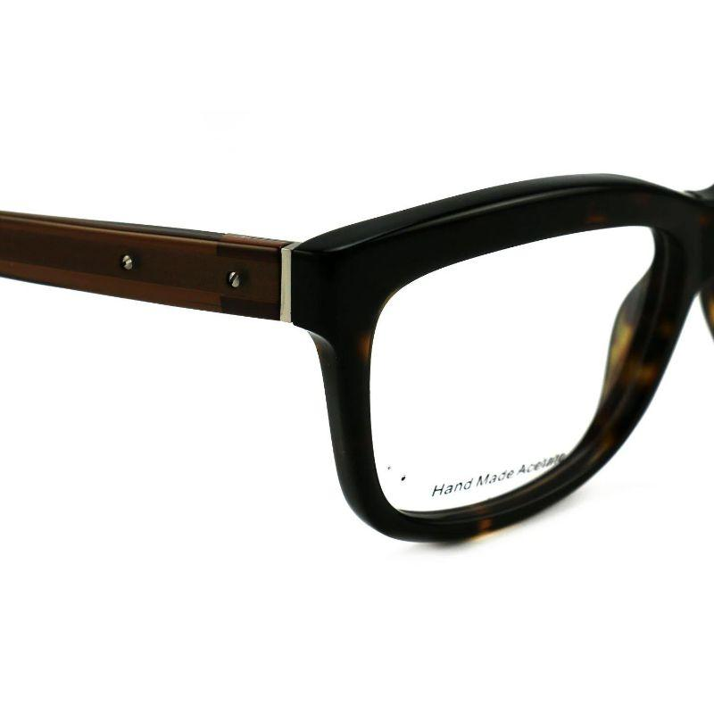 Bobbi Brown Women's Eyeglasses The Tara JPM PF18 Dark Havana 53 17 135-