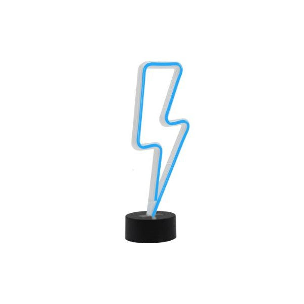 Lumi Home Decor Neon Light-Lightning Bolt-Daily Steals