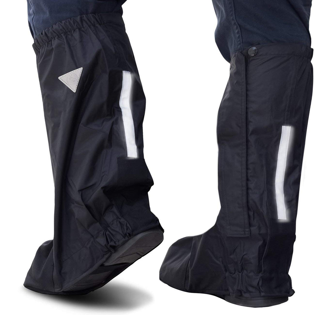 Daily Steals-OxGord Motorcycle Rain Boots-Outdoors and Tactical-Medium-