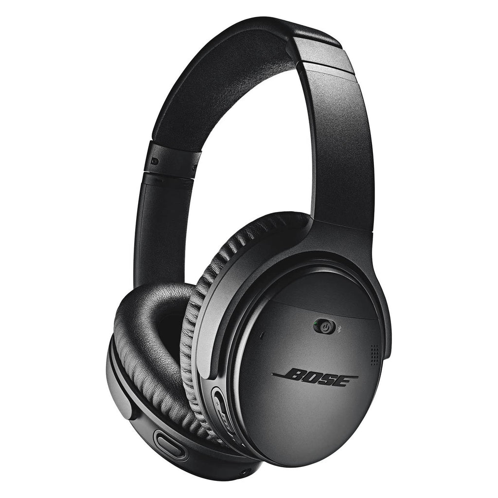 Bose QuietComfort 35 II Wireless Bluetooth Noise Canceling Headphones with Alexa voice control-