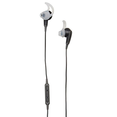 Daily Steals-Bose SoundSport In-Ear Headphones with TriPort Audio Technology and Remote Control-Headphones-Frost - Apple Devices-