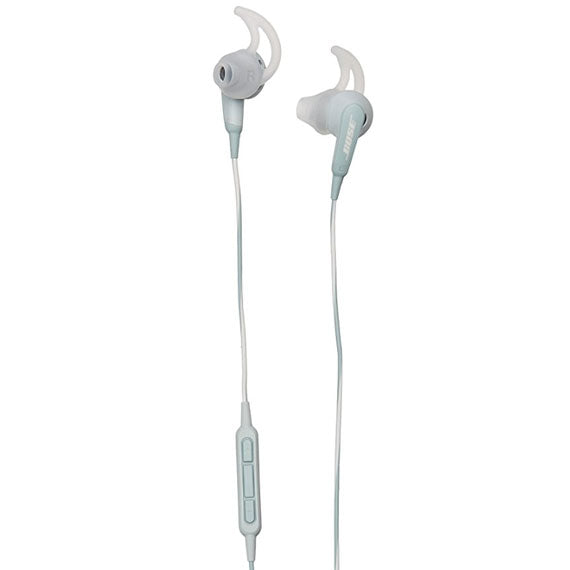 Bose SoundSport In-Ear Headphones with TriPort Audio Technology and Remote Control-Frost - Apple Devices-Daily Steals