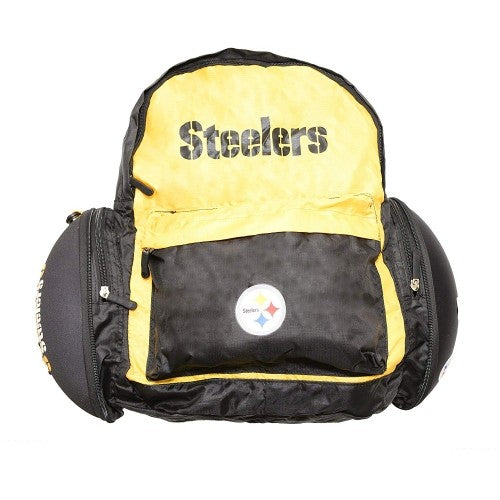 NFL 2-in-1 Football - Convertible Backpack-Steelers-Daily Steals