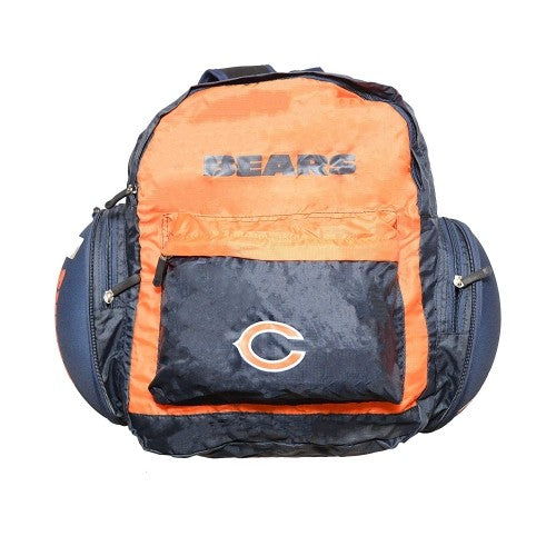 NFL 2-in-1 Football - Convertible Backpack-Bears-Daily Steals