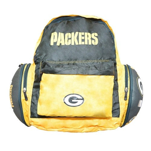 NFL 2-in-1 Football - Convertible Backpack-Packers-Daily Steals