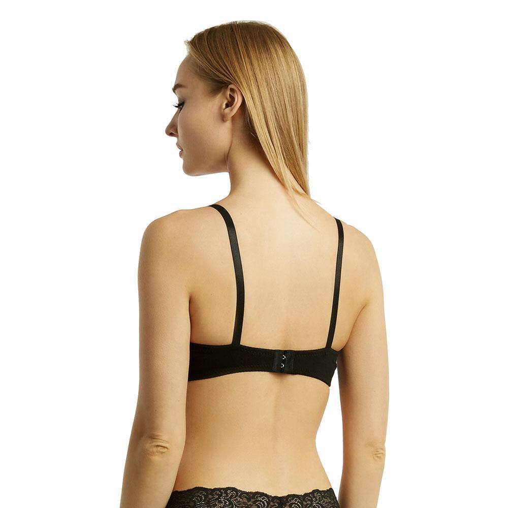 Daily Steals-[6 Pack] Full Cup Plain Lace Bra-Women's Apparel-30A-