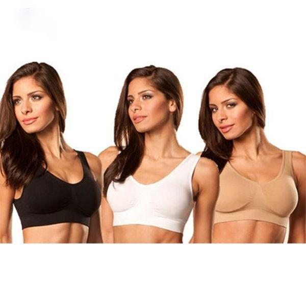 Rhonda Shear Ahh Bras 3 - Pack-Small-Daily Steals