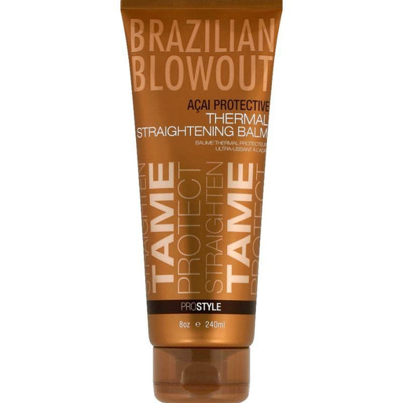 Brazilian BlowOut Thermal Straightening Balm, 8 oz-