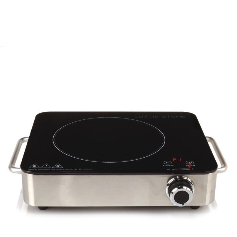Daily Steals-Curtis Stone Infrared Burner 1500-Watt 6 Power Levels + Digital LED-Kitchen-