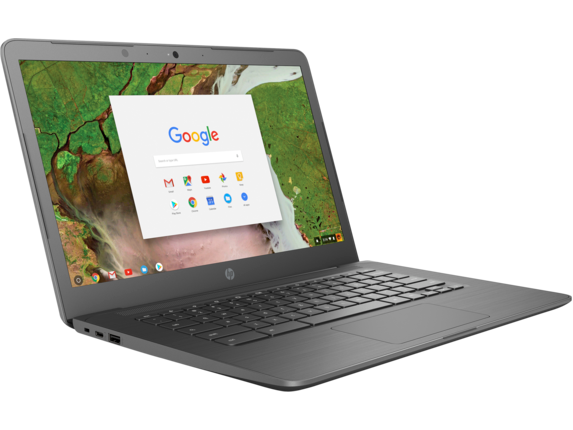 "update alt-text with template Daily Steals-HP 14"" Chromebook with 1.1GHz Intel Celeron N3350 Dual-Core Processor, 4GB RAM, and 16GB Storage-Laptops-"