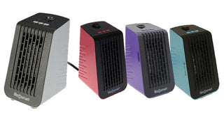 Daily Steals-Life Smart Desktop Personal Heater & Fan - 4 Color Choices-Home and Office Essentials-