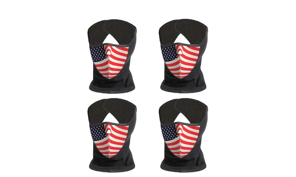 Unisex Winter Ski Mask (4-Pack)-USA-Daily Steals