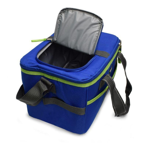 Polar Pack 18 Can Insulated Double Handle Collapsible Cooler-Daily Steals