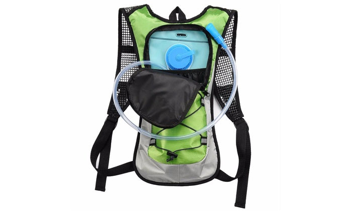 Multipurpose Hydration Backpack with Removable 70-Ounce Water Bladder-Green-Daily Steals
