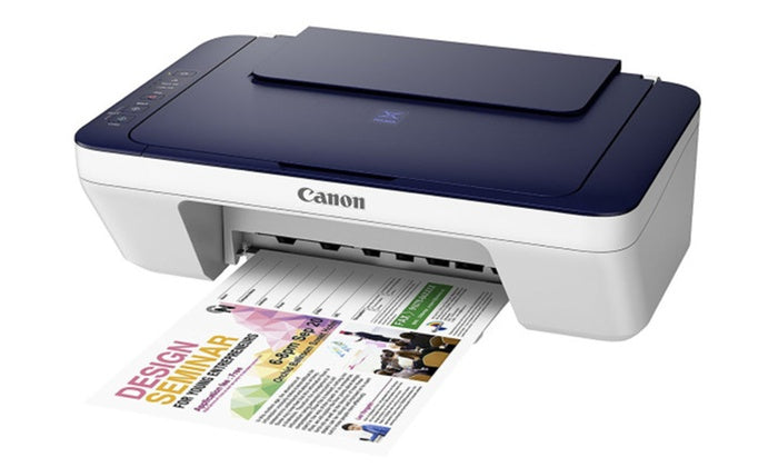 Canon PIXMA MG3022 Wireless All-in-One Inkjet Printer, Copier and Scanner-Daily Steals