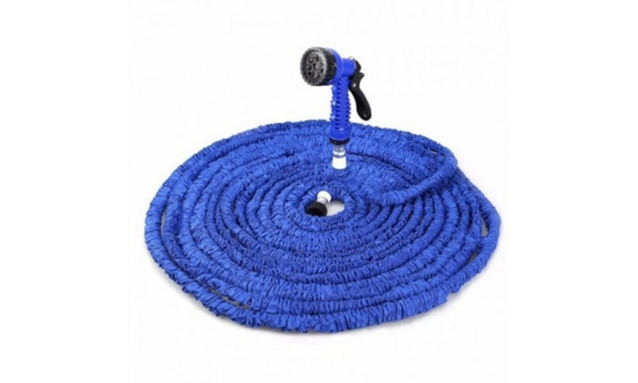 Expandable Garden Watering Hose with Sprayer - (25', 50', 75', or 100')-Daily Steals