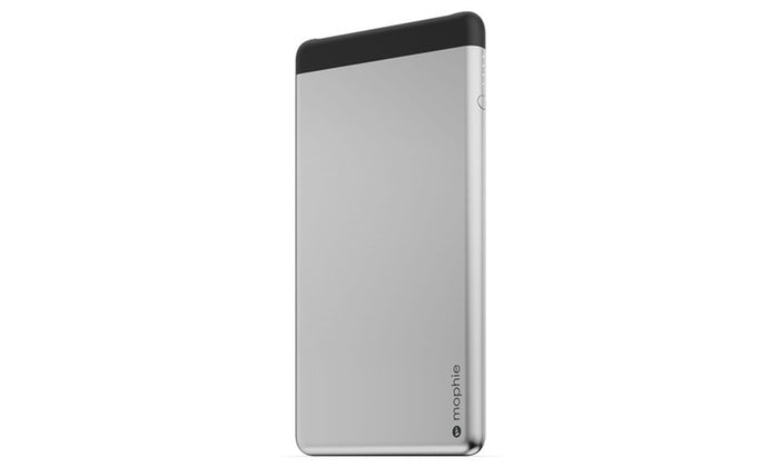 [1 or 2 Pack] mophie Dual USB Powerstation 10,000 mAh 3305B - Aluminum-Daily Steals