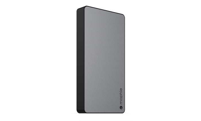 [Paquete 1 o 2] mophie Powerstation XL (10,000 mAh) 3562B - Space Gray-Daily Steals