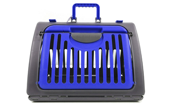 Airline-Approved Travel Pet Carrier-Blue-Daily Steals