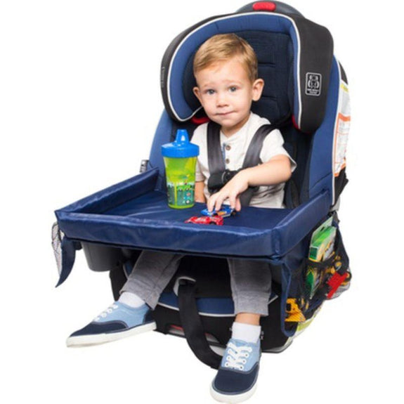 Children's Snack, Play, and Learn Activity Tray for Car Seats-Daily Steals