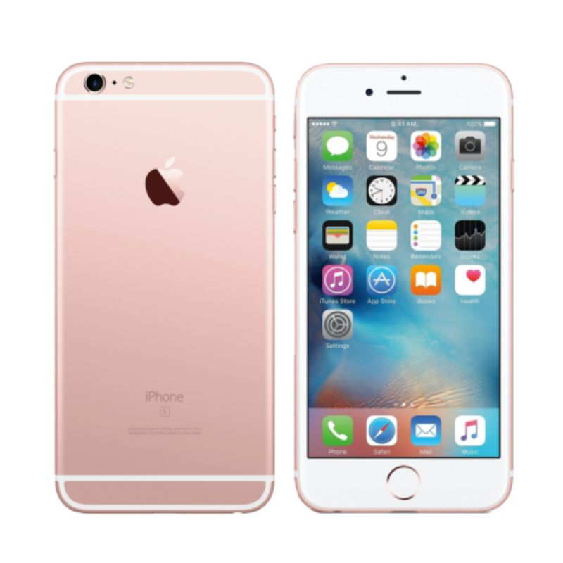 Apple iPhone 6s Plus 128GB GSM & CDMA Unlocked Bundle-Rose Gold-Daily Steals