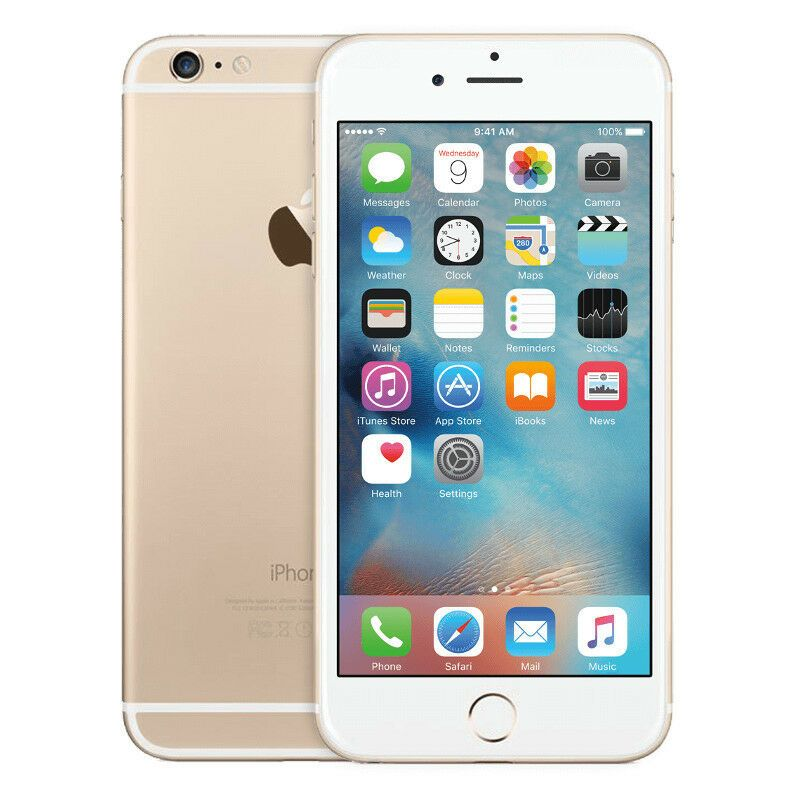 iPhone 6 Bundle - Verizon & GSM Unlocked-Gold-128GB-Daily Steals