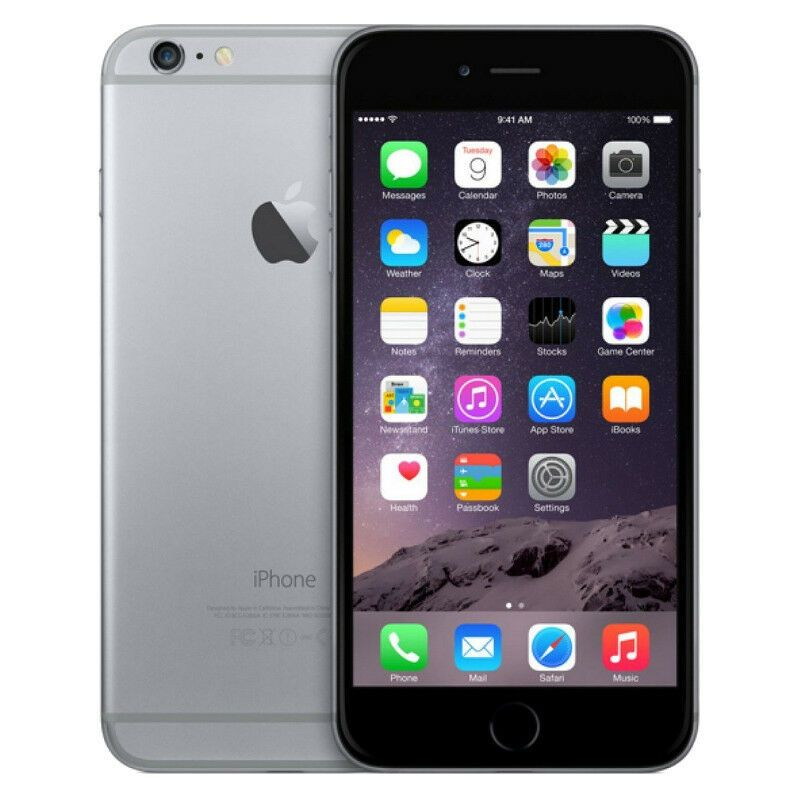 iPhone 6 Bundle - Verizon & GSM Unlocked-Space Gray-64GB-Daily Steals