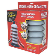 Cable Capture Stacker, Cable Management Device - Cord Organizer-Daily Steals