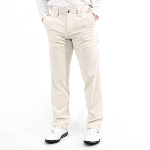 Callaway Men's Opti-Dry Stretch Pants-Stone-36X30-Daily Steals