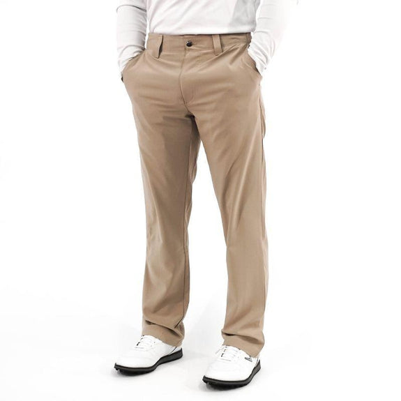 Callaway Men's Opti-Dry Stretch Pants-Tan-34X30-Daily Steals