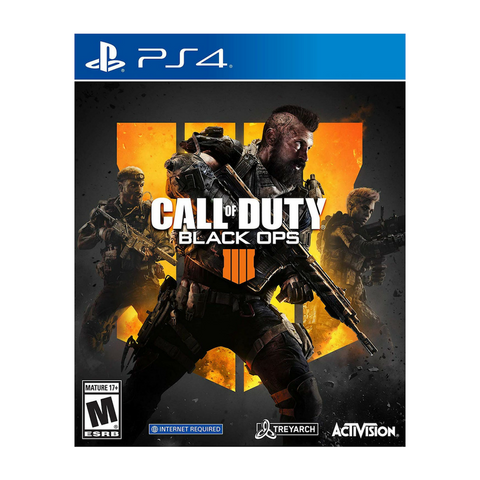 Daily Steals-Call of Duty Black Ops 4 - Playstation 4-VR and Video Games-