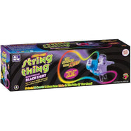'Can You Imagine String Thing' Jouet pour enfants UV Light Up-Noir-