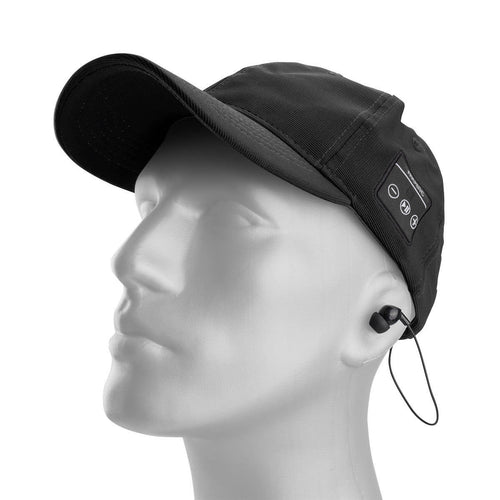 e936e92c Daily Steals-Bluetooth GrooveCap with Wireless Earbuds - Listen to Music  and Answer Calls-
