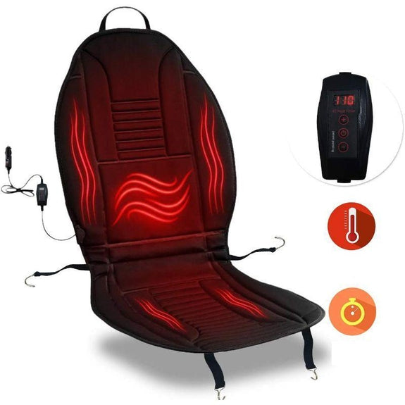 Car Heated Seat Cover Cushion Hot Warmer