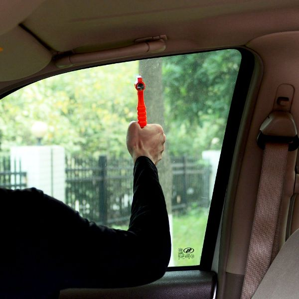 Daily Steals-Car Emergency Life Hammer - 2 Pack-Car Accessories-