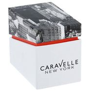 Caravelle New York Men's Black, Gray 44mm Watch 45B122-