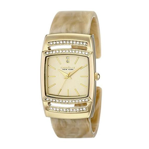 Daily Steals-Caravelle New York Women's Analog Display Japanese Quartz Watch-Watches-44L142-