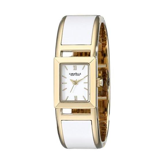 Daily Steals-Caravelle New York Women's Analog Display Japanese Quartz Watch-Watches-44L143-
