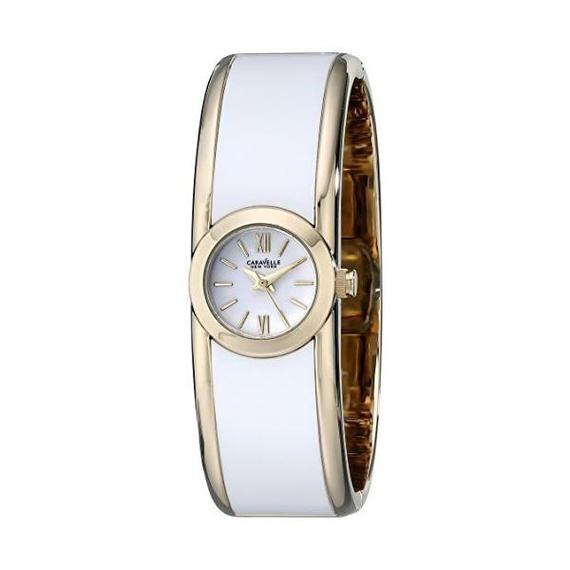 Daily Steals-Caravelle New York Women's Analog Display Japanese Quartz Watch-Watches-44L144-