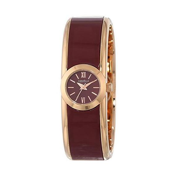 Daily Steals-Caravelle New York Women's Analog Display Japanese Quartz Watch-Watches-44L148-