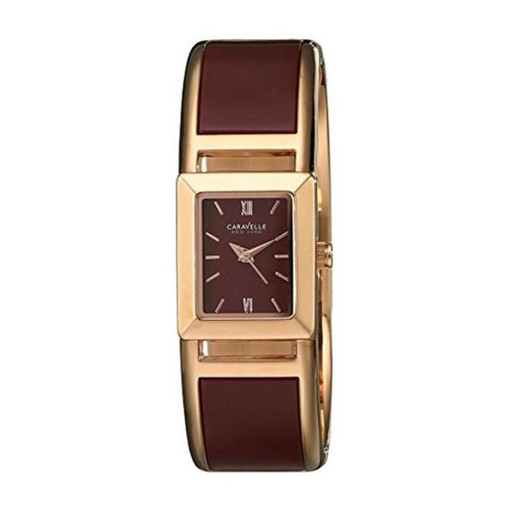 Daily Steals-Caravelle New York Women's Analog Display Japanese Quartz Watch-Watches-44L141-